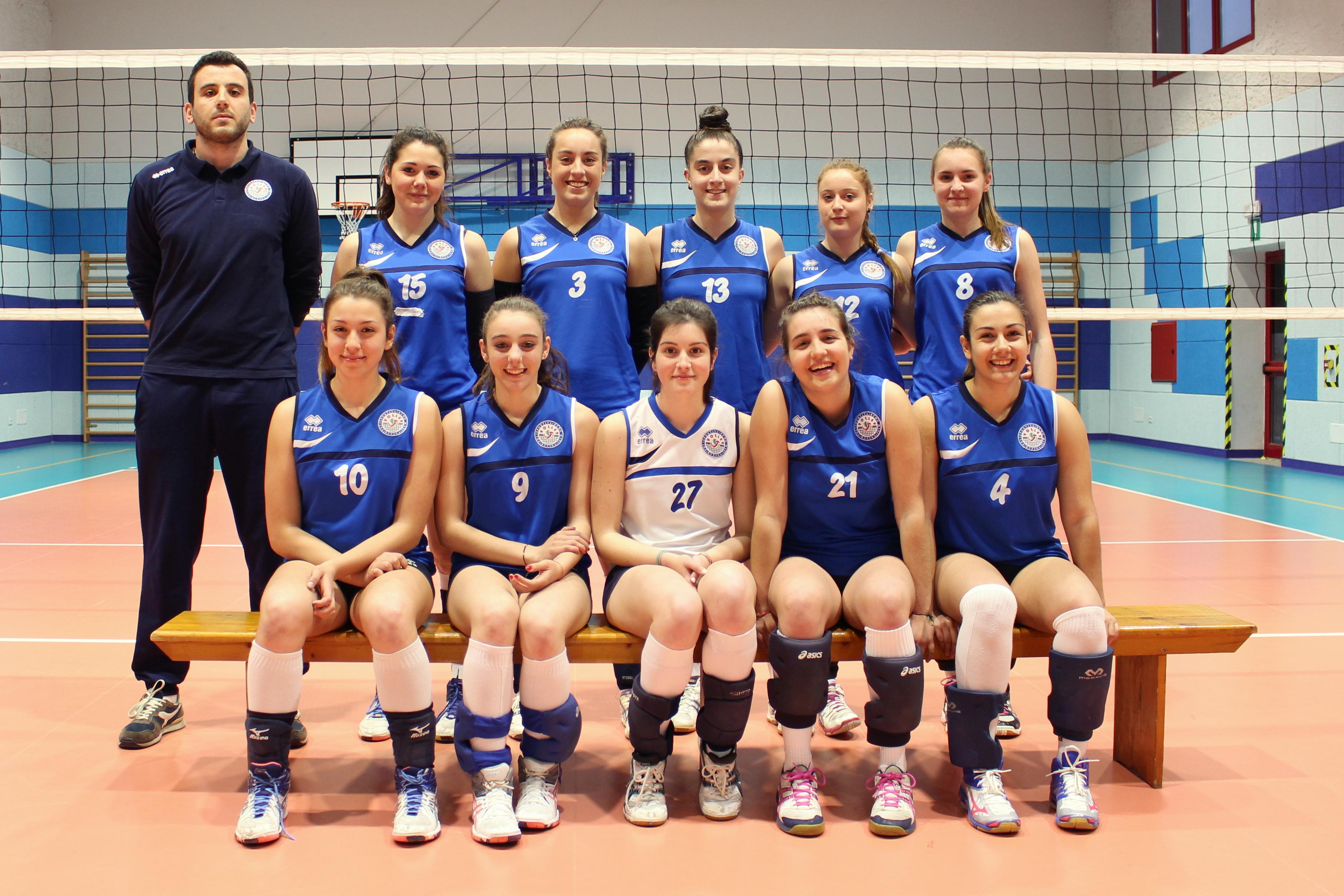 Pallavolo Femminile Bagno A Ripoli : Under femminile u sconfitta al tie break contro cdp volley